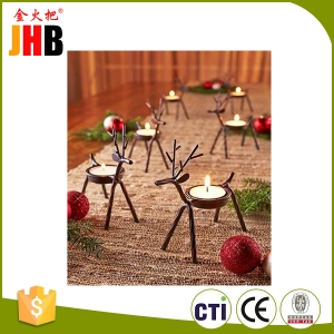 Reindeer Tea Light Holders